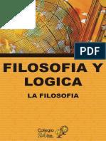 Colegio 24hrs - La Filosofía y La Lógica