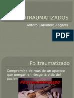 ATLS POLITRAUMA (Caballero Zeagarra Antero)