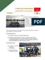 I Cross Del Graduado-Colegio Internacional Pinosierra