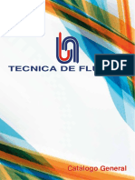 Catalogo General Tecnica de Fluidos