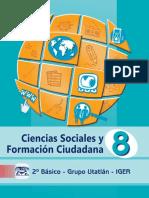 Libro Utatlán C.sociales y F.ciudadana 2º Sem