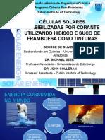 Apresentação - Células Solares (George, SAEQ 2016)