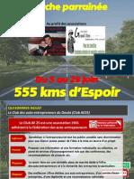 555 kilomètres d'espoir entre Orchamps-Vennes et Montpellier