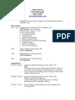 Jobswire.com Resume of albrechtallison