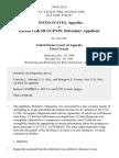 United States v. Roland Leon Huguenin, 950 F.2d 23, 1st Cir. (1992)