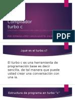 Compilador de Turbo c