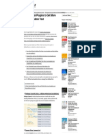 18 Plugins Esenciales Para Sacar Más Provecho de Sublime Text