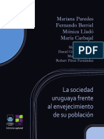 La Sociedad Uruguaya Ente El Envejecimiento