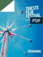 Catálogo Trieste Film Festival