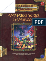 Animated Series Handbook