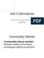 01. Commodity Introd