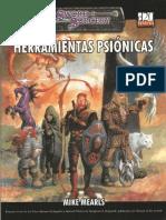 D&D - Herramientas Psiónicas