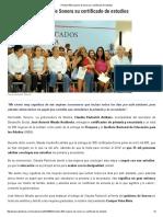 02-06-16 Reciben 300 mujeres de Sonora su Certificado de Estudios. -SDP noticias
