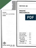 l20a, l24 & l26 Engines Em