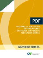 Guia Para Evaluacion Sismica Caracas