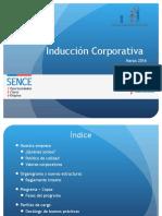 1. Inducción corporativa