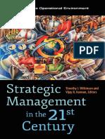 Wilkinson, T.J. & Kannan, V.R. - Strategic Management in the 21st Century