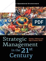 Wilkinson, T.J. & Kannan, V.R. - Strategic Management in the 21st Century