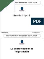 sesion 11 y 12