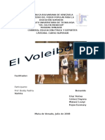 Manual de Voleibol