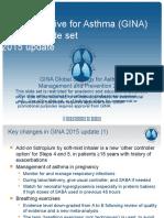 GINA SlideSet 2015