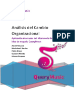 QueryMusic - Informe Unidad II [UCLA]