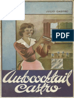 Autococktail Castro 1937