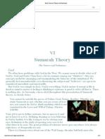 Basic Sumarah Theory and Orientation