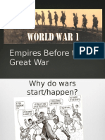 empires before wwi