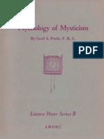 Psychology of Mysticism