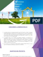 Proyecto Energía Eólica