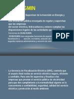 Reglamento de Transmision de Energia Electrica
