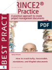 PRINCE 2 in Practice