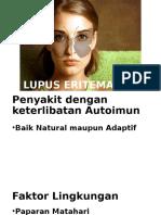 Lupus Eritematus