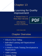 Managing Learning for Quality Improvement.ppt