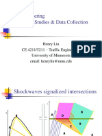 6 Traffic Studies