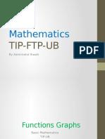 MatInd I 2-Function Graphs