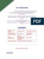 Gp Urologi Guidelines