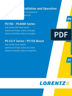 Lorentz Ps Manual