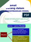 Workshop Psssengembangan Model