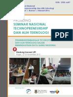 Prosiding Semnas Tekno Altek 2016