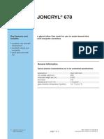 Joncry 678 TDS