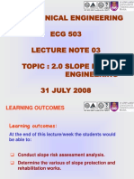 Ecg503 Week 4 Lecture Note Chp2
