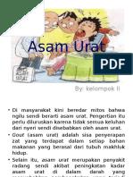 Asam Urat Power Point
