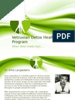 vetruvian detox health program.pptx