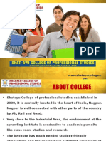 Shatayu College of Professional Studies Nagpur