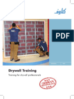 Knauf Training Brochure