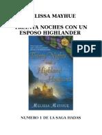 Melissa Mayhue - Daughters of the Glen 01 - 30 Noches Con Un Esposo Highlander