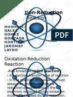 Redox reactio