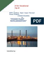 NTPC Sipat Report 495555